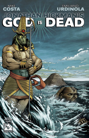 God Is Dead #41 (Iconic Cover)