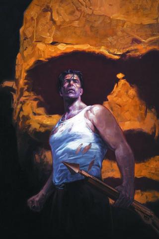 Joe Golem, Occult Detective #3