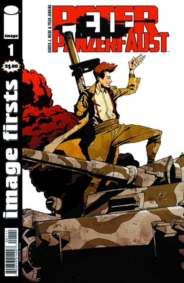 Peter Panzerfaust #1 (Image Firsts)