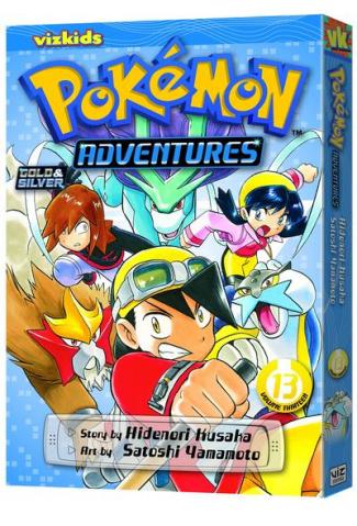 Pokémon Adventures Vol. 13