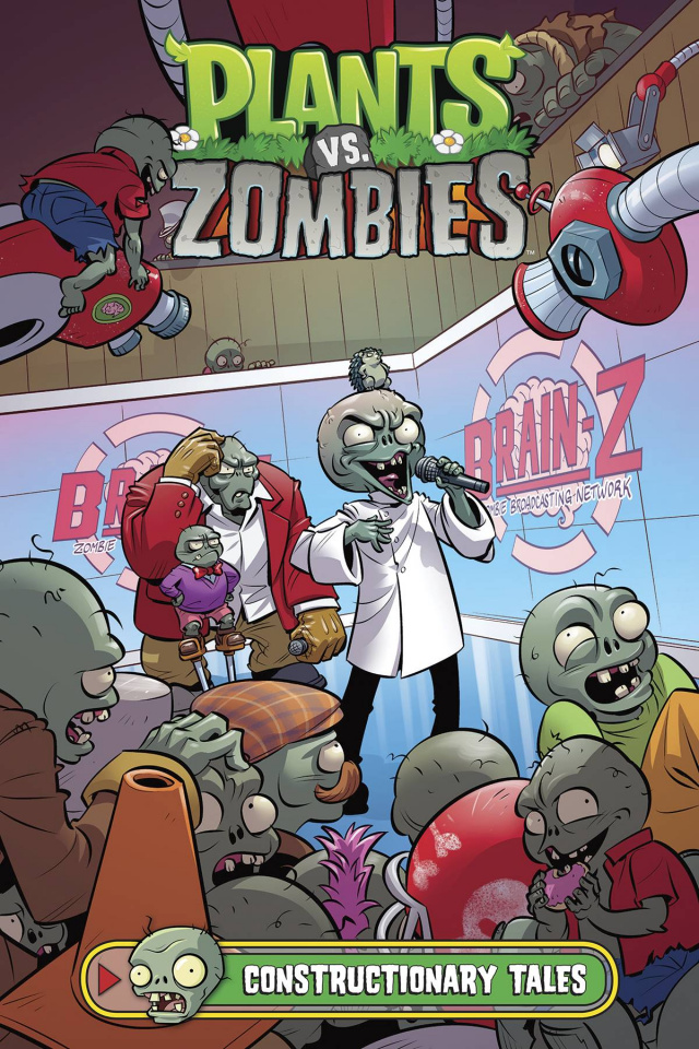 Plants vs. Zombies: Constructionary Tales