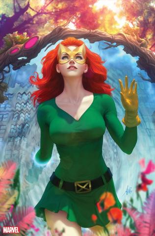 X-Men #1 (Artgerm Virgin Cover)
