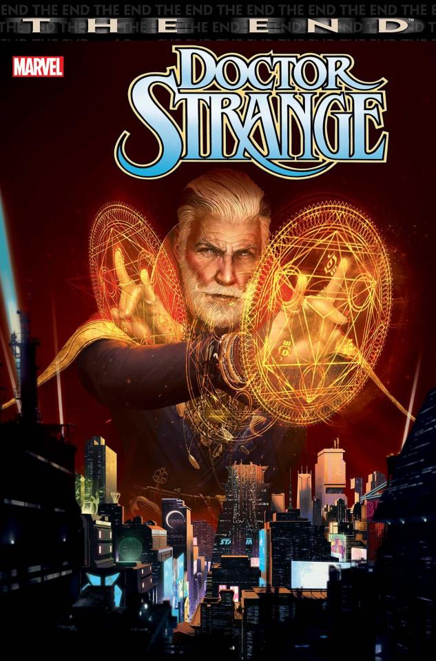 Doctor Strange: The End #1
