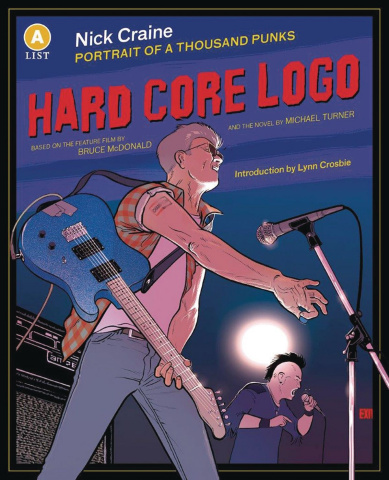 Hard Core Logo: Portrait of a Thousand Punks