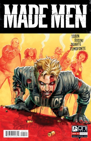 Made Men #1 (Ferreyra Cover)