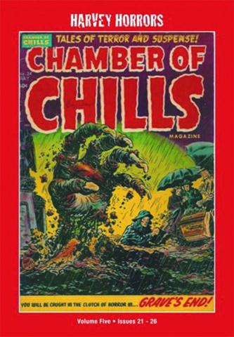 Harvey Horrors: Chamber of Chills Vol. 5