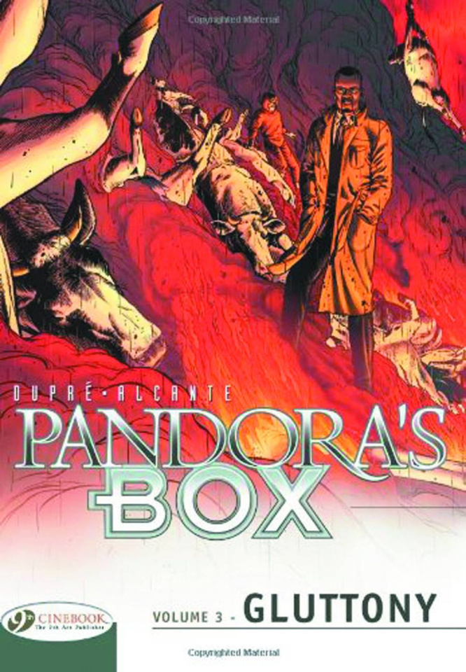 Pandora's Box Vol. 3: Gluttony