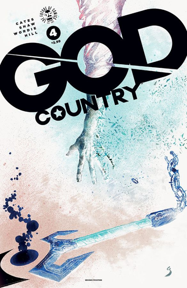 God Country #4 (2nd Printing)