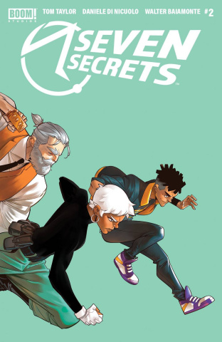 Seven Secrets #2 (3rd Printing)
