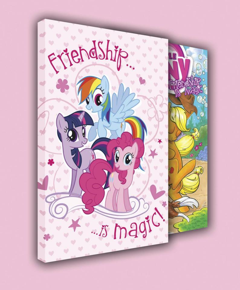 My Little Pony: Friendship Is Magic #1: Complete Box Set