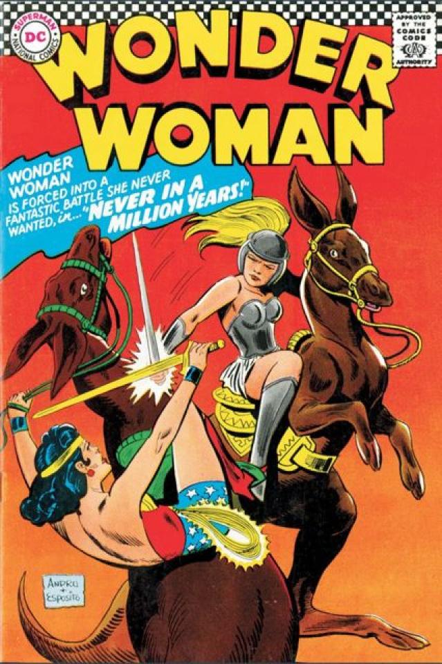 Showcase Presents: Wonder Woman Vol. 4
