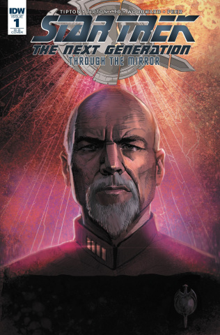 Star Trek: The Next Generation - Through the Mirror #1 (20 Copy Cover)