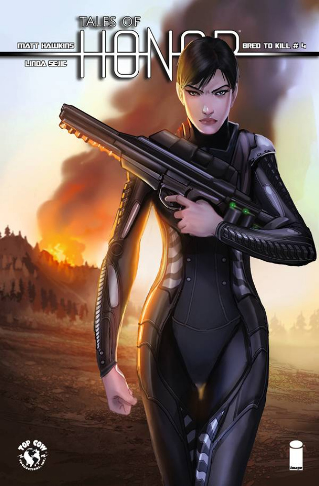 Tales of Honor: Bred To Kill #4 (Sejic Cover)