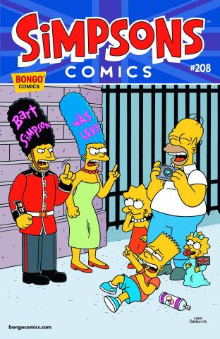 Simpsons Comics #208
