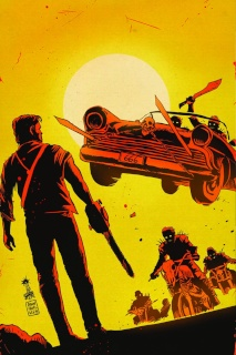 Army of Darkness: Furious Road #1 (25 Copy Cover)