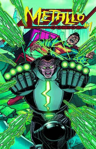 Action Comics #23.4: Metallo Standard Edition