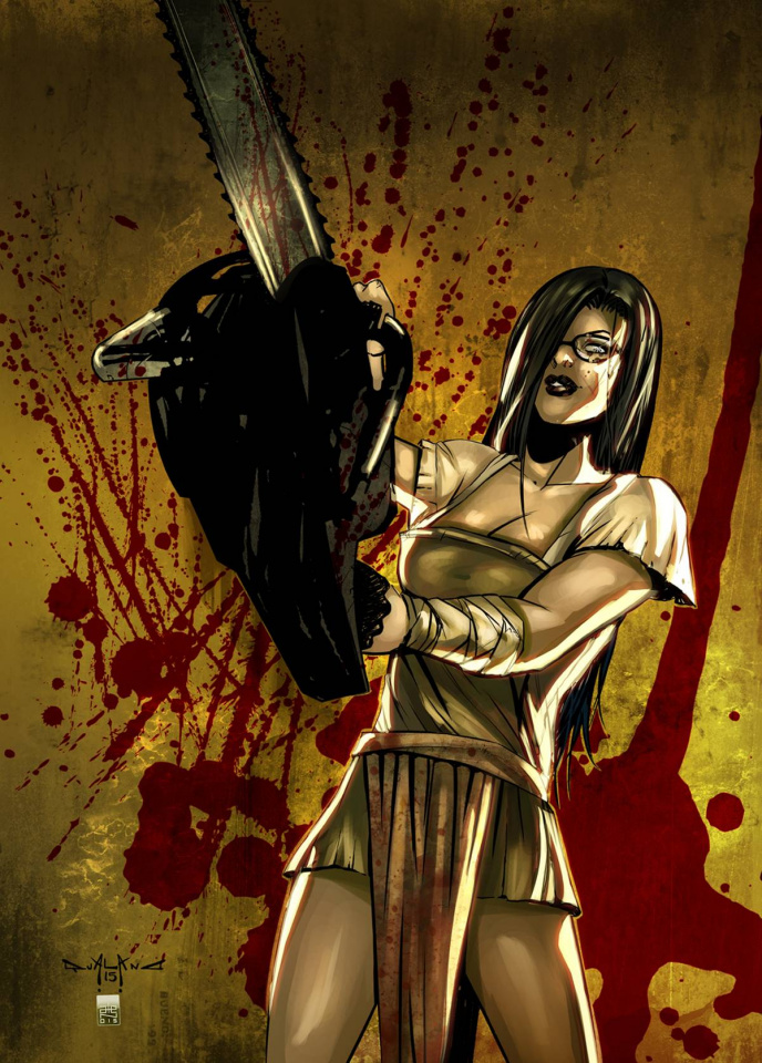 Grimm Fairy Tales Halloween Special 2015 (Qualano Cover)