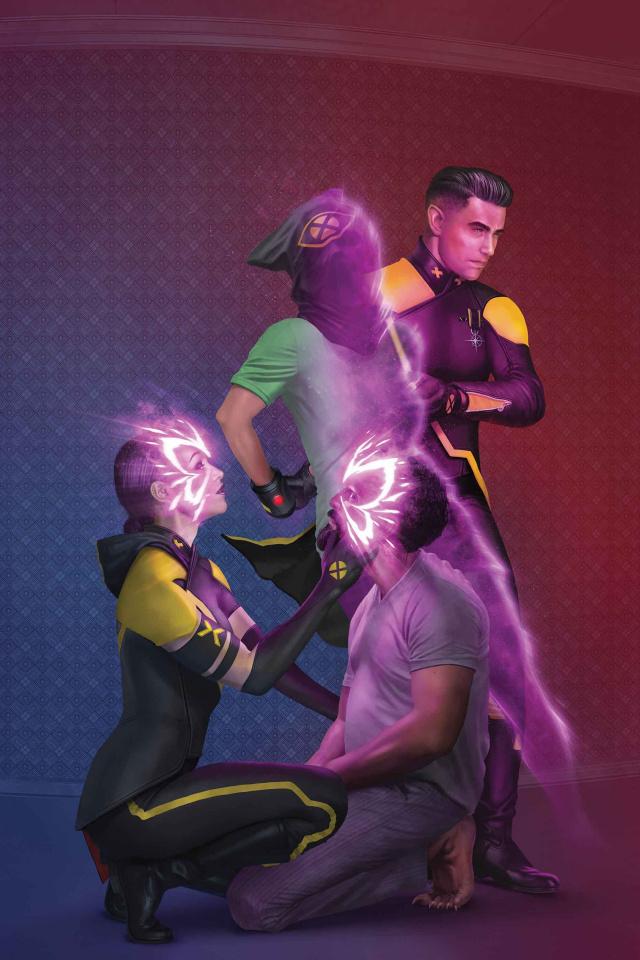 Age of X-Man: X-Tremists #2