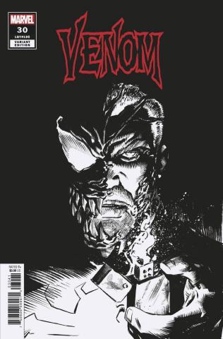 Venom #30 (Stegman Sketch Cover)