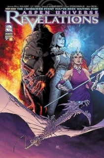 Aspen Universe: Revelations #2 (Steigerwald Cover)