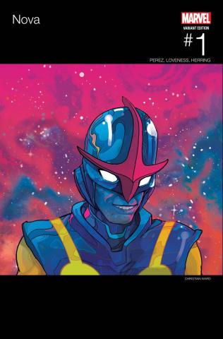 Nova #1 (Ward Hip Hop Cover)