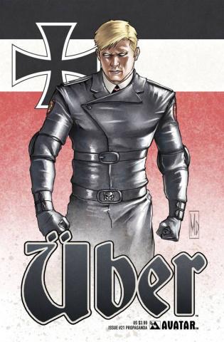Über #21 (Propaganda Poster Cover)