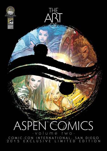 The Art of Aspen Comics Vol. 2