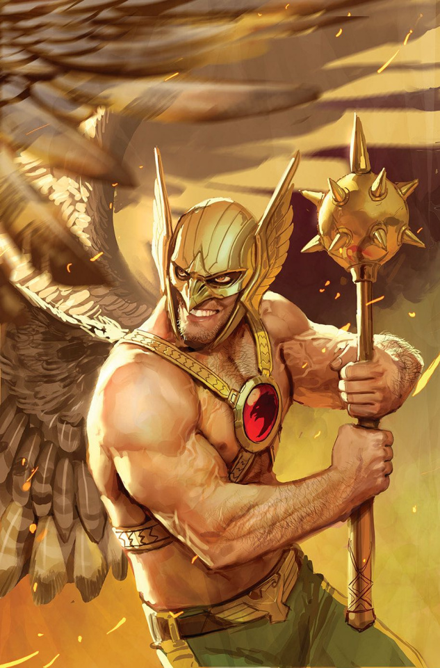 Hawkman #1 (Variant Cover)