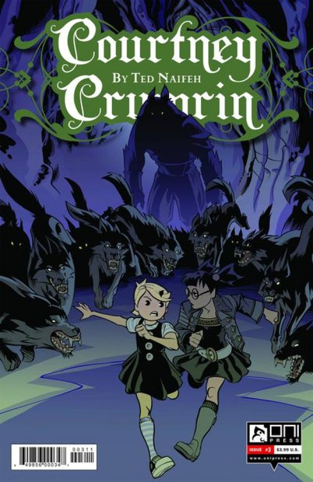 Courtney Crumrin #3