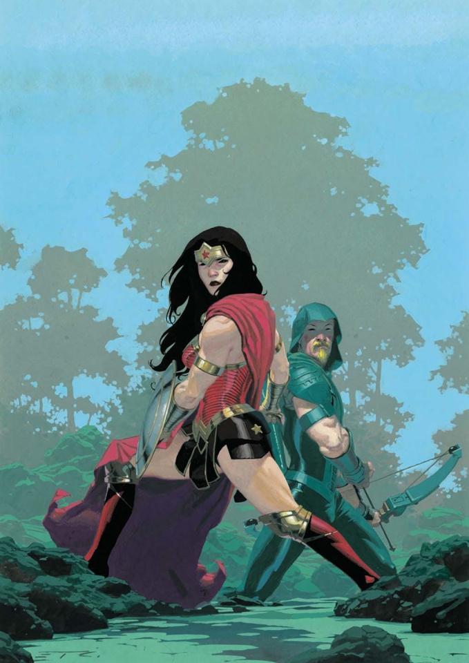 Green Arrow #27 (Variant Cover)