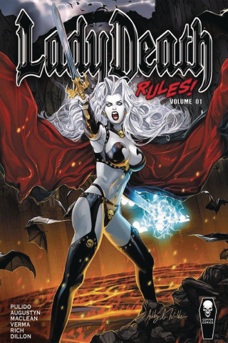 Lady Death Rules! Vol. 1