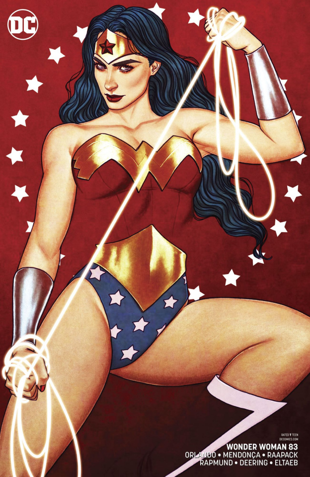 Wonder Woman #83 (Variant Cover)