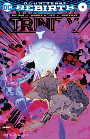 Trinity #10 (Variant Cover)
