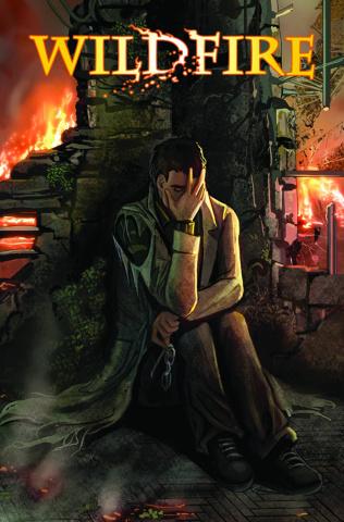 Wildfire #3 (Linda Sejic Cover)