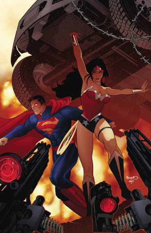 Superman / Wonder Woman #28