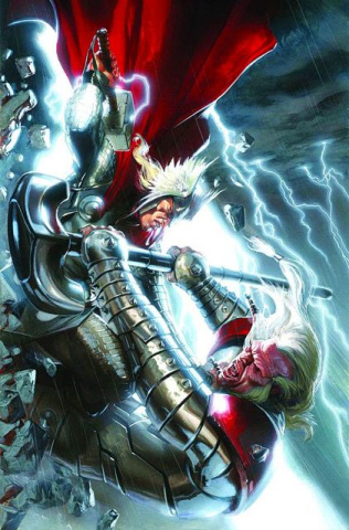 The Mighty Thor: For Asgard #12