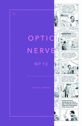 Optic Nerve #13