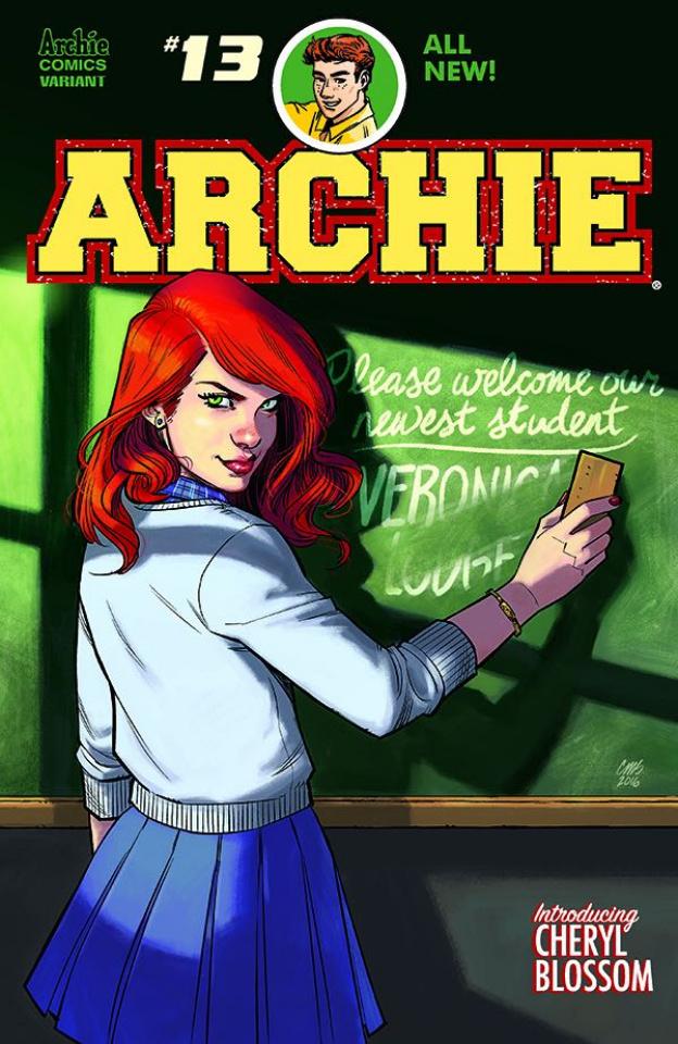 Archie #13 (Stewart Cover)