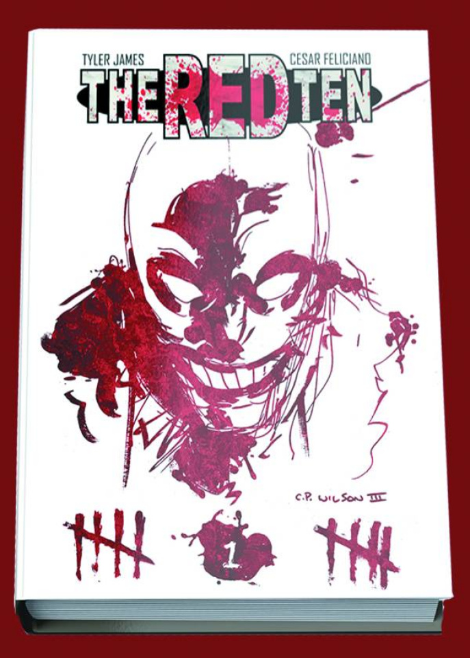 The Red Ten Vol. 1