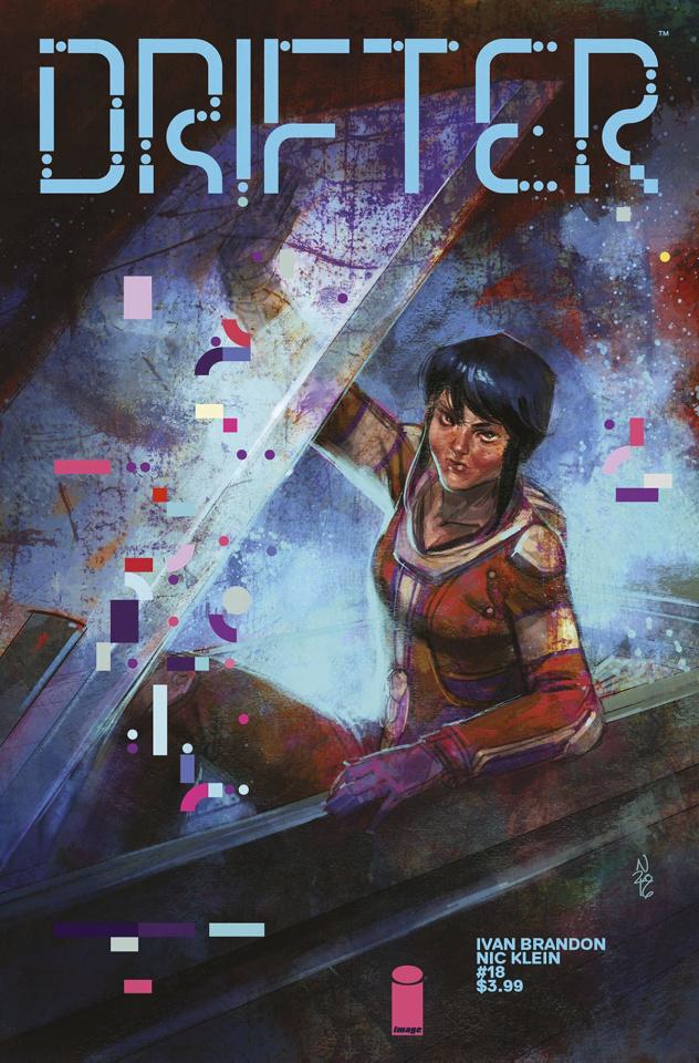 Drifter #18 (Klein Cover)