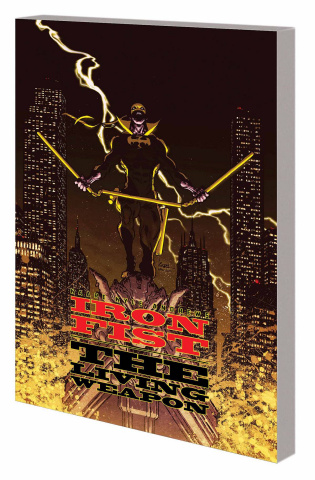 Iron Fist: The Living Weapon Vol. 2: Redemption