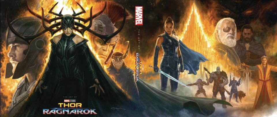 Thor: Ragnarok - Art of the Movie (Slipcase)