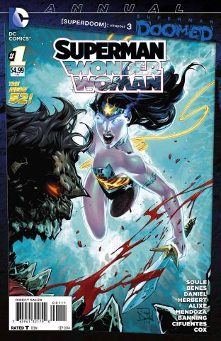 Superman / Wonder Woman #11