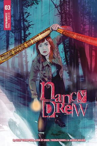 Nancy Drew #3 (Lotay Cover)
