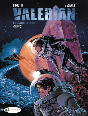 Valerian: The Complete Collection Vol. 2