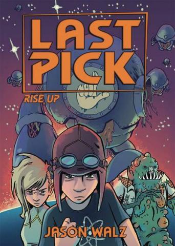 Last Pick Vol. 3: Rise Up