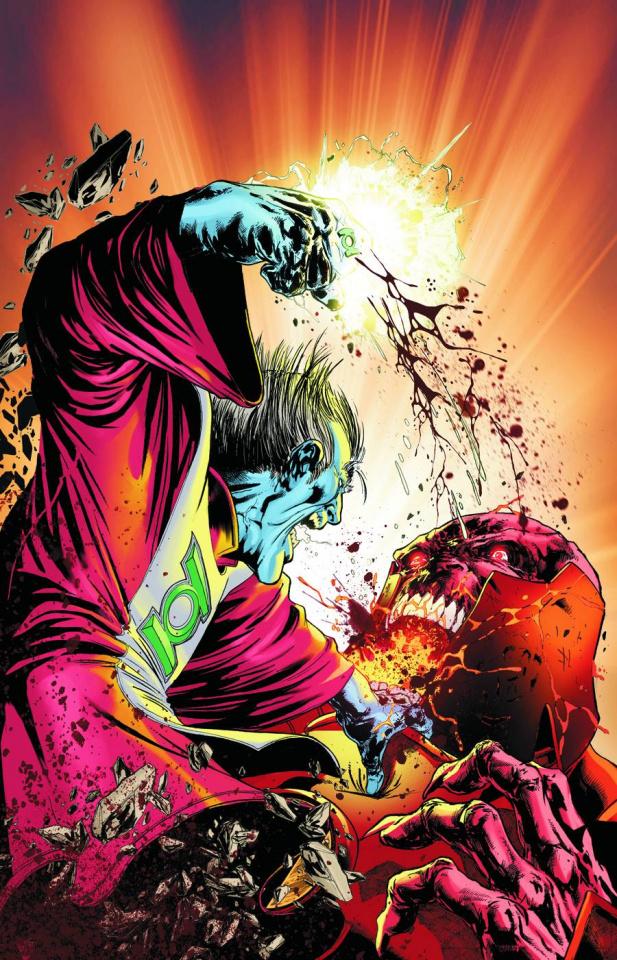 Red Lanterns #17