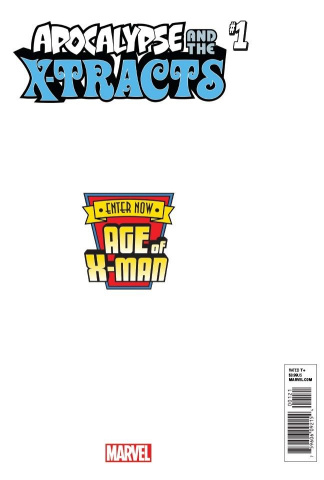 Age of X-Man: Apocalypse and the X-Tracts #1 (Secret Cover)