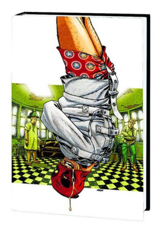 Deadpool Vol. 9: Institutionalized