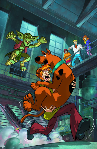 Scooby Doo, Where Are You? #37